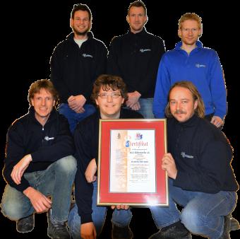 ISO-9001 sertifisering